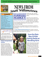 SWCA Newsletter front page - April 2020